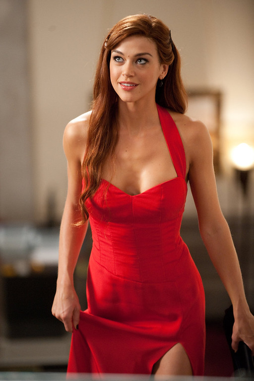 . Adrianne Palicki plays Lady Jaye in G.I. JOE: RETALIATION, from Paramount Pictures, MGM, and Skydance Productions. (Jaimie Trueblood/Paramount Pictures)