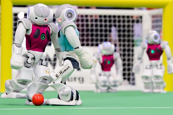 PHOTOS: 2014 RoboCup German Open