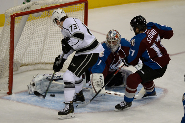 PHOTOS: Colorado Avalanche vs. Los Angeles Kings, Feb. 18, 2015