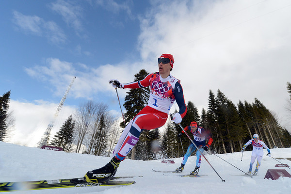 PHOTOS: Cross Country Skiing Sprint Free at Sochi 2014 Winter Olympics