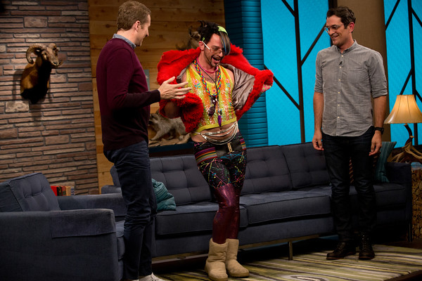 "PHOTOS: IFC's ""Comedy Bang! Bang!"" returns for a fourth season on Jan. 9"