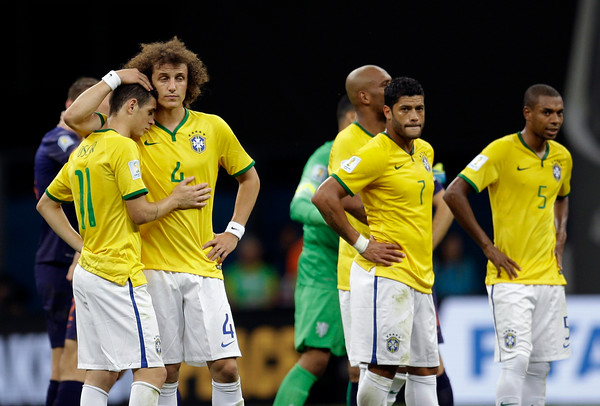 PHOTOS: Netherlands 3, Brazil 0, 2014 FIFA World Cup soccer