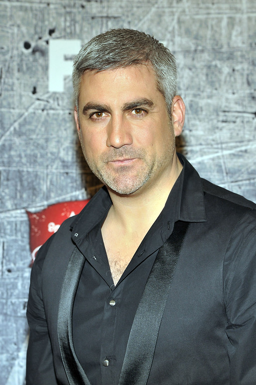 . Singer Taylor Hicks arrives at the American Country Awards on Monday, Dec. 10, 2012, in Las Vegas. (Photo by Jeff Bottari/Invision/AP)