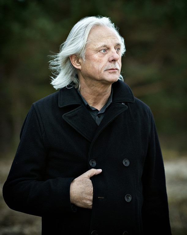 . This undated image released by ECM Records shows music producer Manfred Eicher, a Grammy nominee for classical producer of the year. (AP Photo/ECM Records, Kaupo Kikkas)