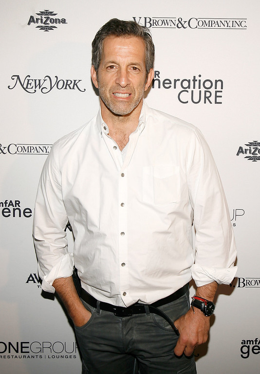 . NEW YORK, NY - JUNE 11:  amfAR Chairman Kenneth Cole attends the 2nd Annual generationCURE Solstice Benefiting amfAR at STK Rooftop on June 11, 2013 in New York City.  (Photo by Mike Lawrie/Getty Images)