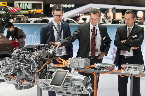 Photos: 2014 Geneva International Motor Show