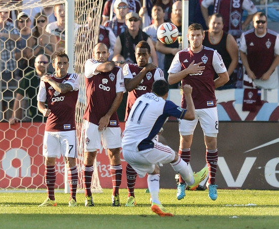 PHOTOS: Colorado Rapids 0, Real Salt Lake 1, August 2, 2014