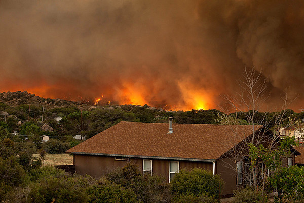 Photos: 19 firefighters killed in Arizona wildfire