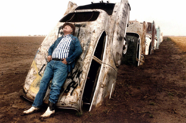 PHOTOS: Stanley Marsh, owner of Cadillac Ranch, died, June 17, 2014