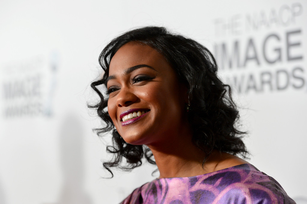 . LOS ANGELES, CA - FEBRUARY 01:  Actress Tatyana Ali attends the 44th NAACP Image Awards at The Shrine Auditorium on February 1, 2013 in Los Angeles, California.  (Photo by Alberto E. Rodriguez/Getty Images for NAACP Image Awards)