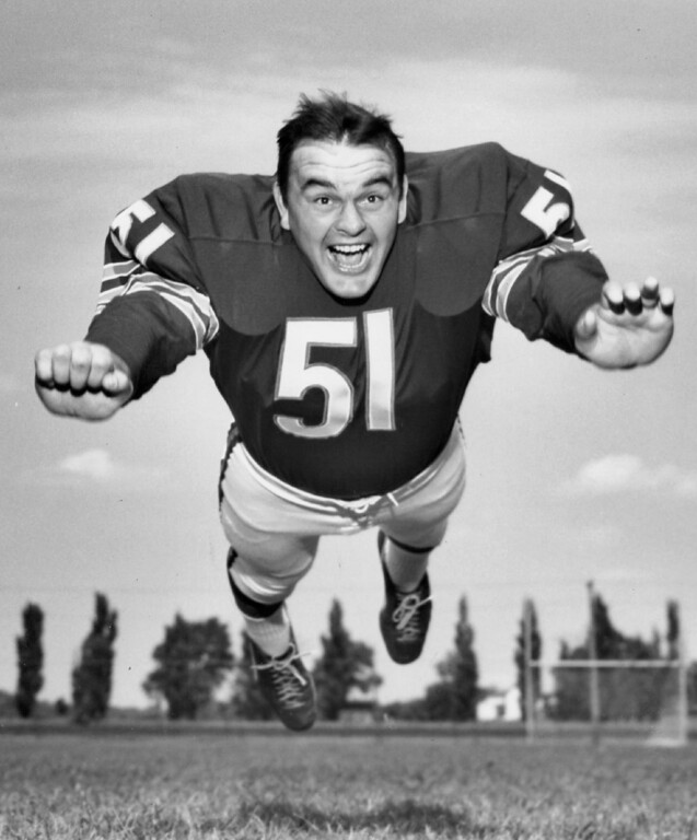 . 9. Dick Butkus, LB, 1965