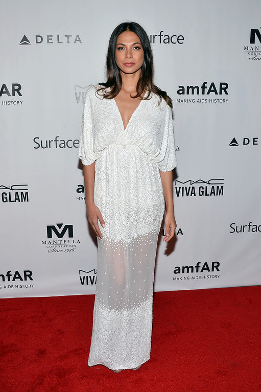 . Actress Moran Atias attends amfAR Inspiration Gala during the 2013 Toronto International Film Festival on September 8, 2013 in Toronto, Canada.  (Photo by Amanda Edwards/Getty Images for amfAR)