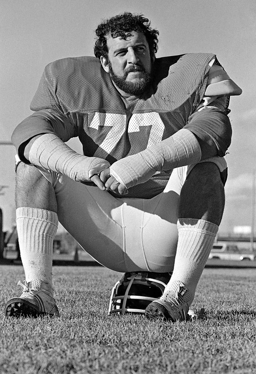 . 8. Lyle Alzado, DE, 1971