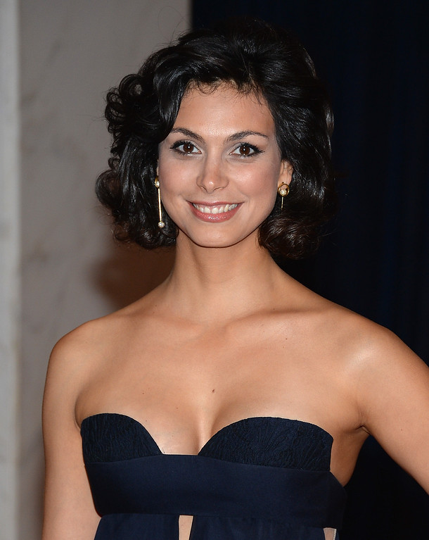 . WASHINGTON, DC - APRIL 27:  Actress Morena Baccarin attends the White House Correspondents\' Association Dinner at the Washington Hilton on April 27, 2013 in Washington, DC.  (Photo by Dimitrios Kambouris/Getty Images)