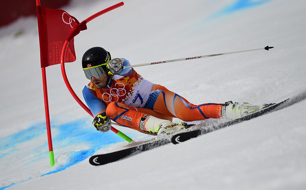 PHOTOS: Men's Skiing Giant Slalom at Sochi 2014 Winter Olympics