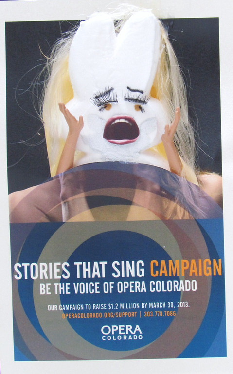 . Stories that Sing: Be The Peep of Opera Colorado. Opera Colorado, Age: 30