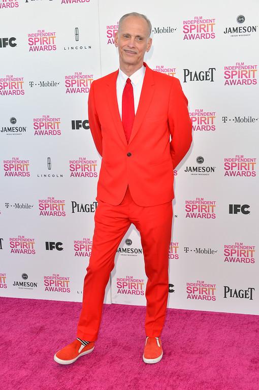 . SANTA MONICA, CA - FEBRUARY 23:  Filmmaker John Waters attends the 2013 Film Independent Spirit Awards at Santa Monica Beach on February 23, 2013 in Santa Monica, California.  (Photo by Alberto E. Rodriguez/Getty Images)