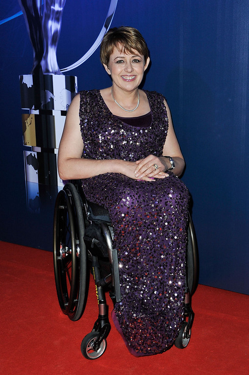 . Laureus Academy Member Tanni Grey - Thompson attends the 2013 Laureus World Sports Awards at the Theatro Municipal Do Rio de Janeiro on March 11, 2013 in Rio de Janeiro, Brazil.  (Photo by Gareth Cattermole/Getty Images For Laureus)