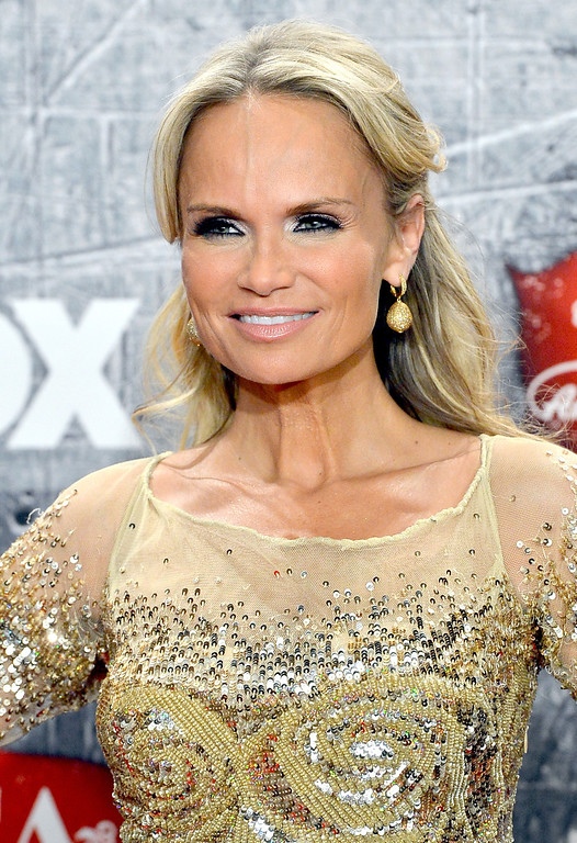 . LAS VEGAS, NV - DECEMBER 10:  Singer/actress Kristin Chenoweth poses in the press room during the 2012 American Country Awards at the Mandalay Bay Events Center on December 10, 2012 in Las Vegas, Nevada.  (Photo by Frazer Harrison/Getty Images)