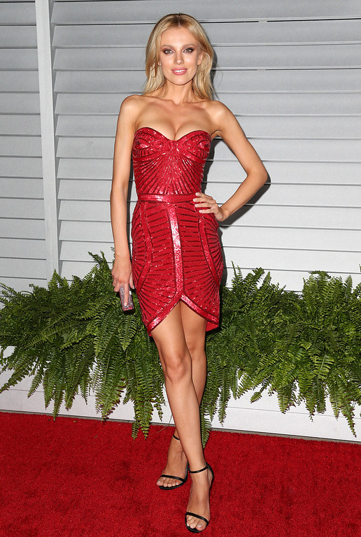 . Model Bar Paly attends Maxim Hot 100 Event at the Pacific Design Center on June 10, 2014 in West Hollywood, California.  (Photo by Frederick M. Brown/Getty Images)