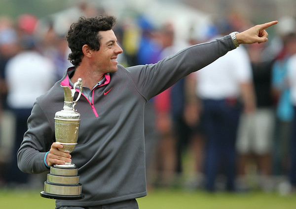 PHOTOS: Rory McIlroy wins 2014 British Open