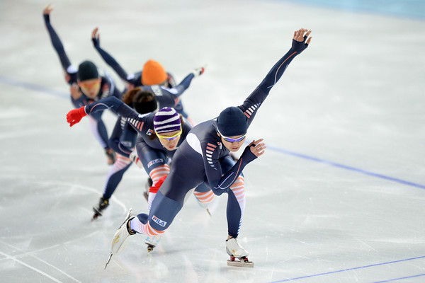 PHOTOS: Sochi 2014 Winter Olympics- Men's Speed Skating 5000m