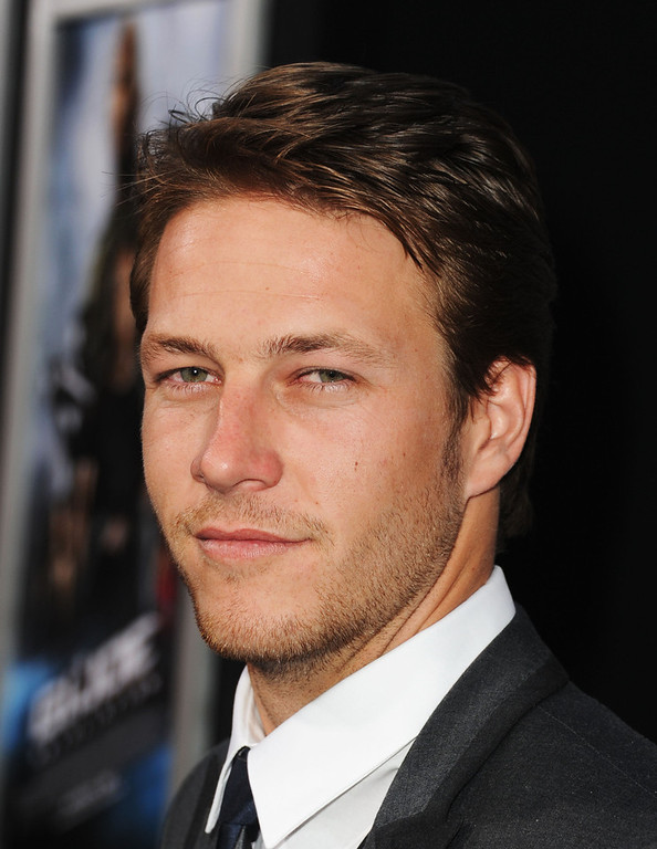 ". Actor Luke Bracey attends the premiere of Paramount Pictures\' ""G.I. Joe:Retaliation\"" at TCL Chinese Theatre on March 28, 2013 in Hollywood, California.  (Photo by Kevin Winter/Getty Images)"
