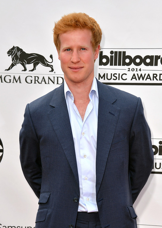 . Matthew Hicks attends the 2014 Billboard Music Awards at the MGM Grand Garden Arena on May 18, 2014 in Las Vegas, Nevada.  (Photo by Frazer Harrison/Getty Images)