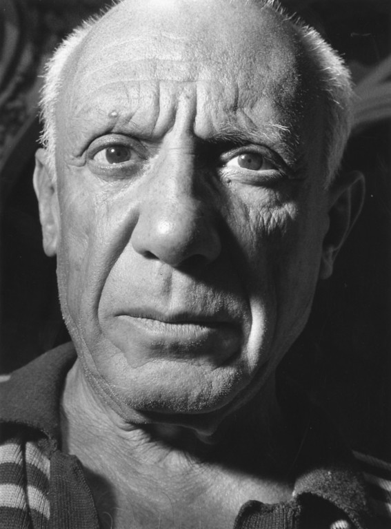 . Spanish artist Pablo Picasso (1881 - 1973).   (Photo by George Stroud/Getty Images)
