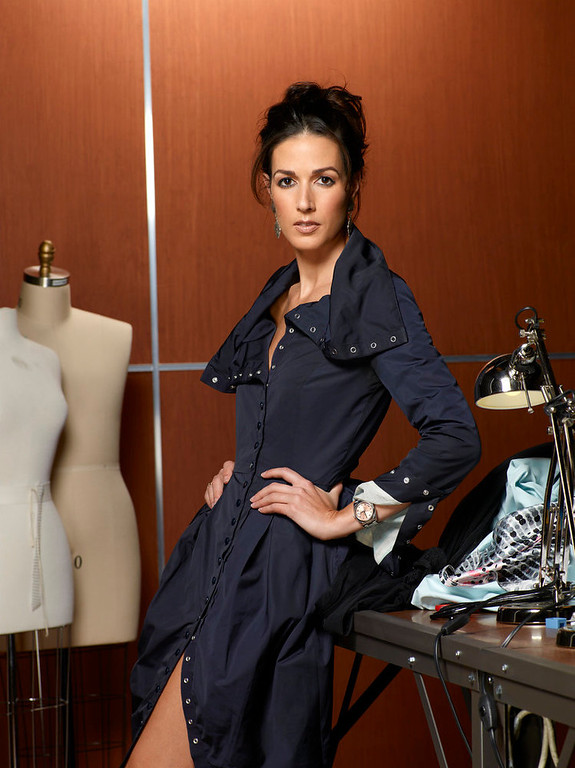 . Silvia Arguello of NBC�s �Fashion Star� Season 2. The reality show returns Friday with mentors Jessica Simpson, Nicole Richie and John Varvatos, and with Glamour Magazine fashion editor-at-large Louise Roe as host. (Photo by: Chris Haston/NBC)