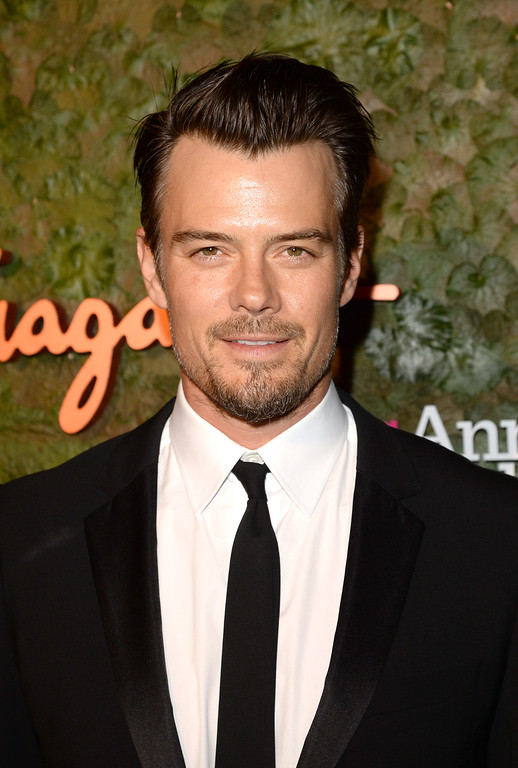 . BEVERLY HILLS, CA - OCTOBER 17:  Actor Josh Duhamel arrives at the Wallis Annenberg Center for the Performing Arts Inaugural Gala presented by Salvatore Ferragamo at the Wallis Annenberg Center for the Performing Arts on October 17, 2013 in Beverly Hills, California.  (Photo by Jason Merritt/Getty Images for Wallis Annenberg Center for the Performing Arts)