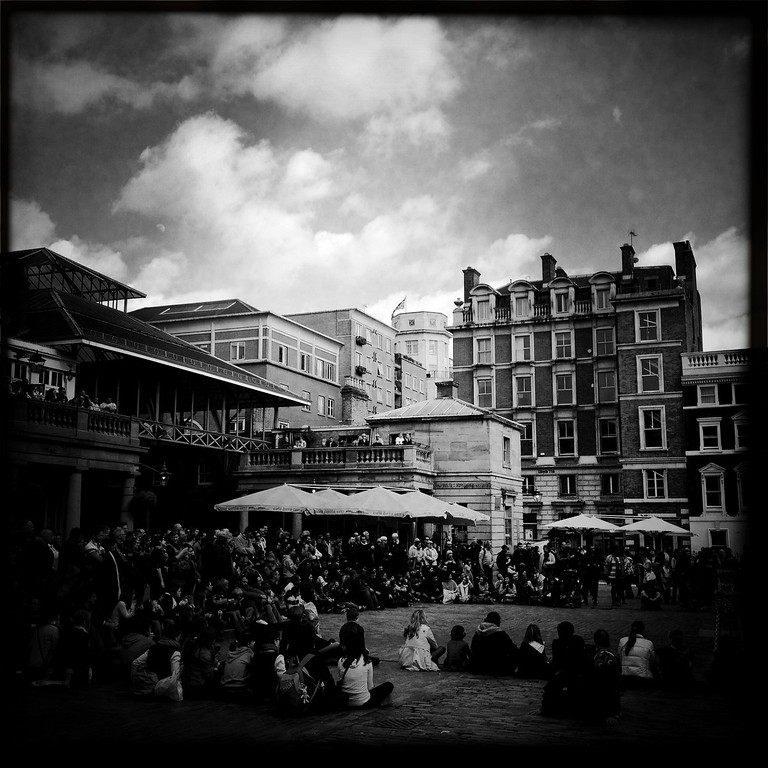 . A general view of Covent Garden on May 1, 2012 in London, England. (Photo by Vittorio Zunino Celotto/Getty Images)