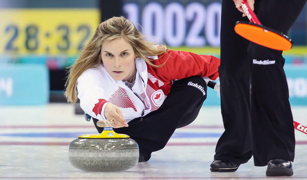 PHOTOS: Women's Curling Medal Round at the 2014 Sochi Winter Olympics