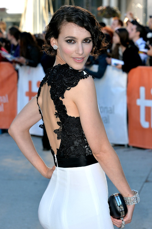 """. Actor Liane Balaban attends \""""The Grand Seduction\"""" premiere during the 2013 Toronto International Film Festival at Roy Thomson Hall on September 8, 2013 in Toronto, Canada.  (Photo by Alberto E. Rodriguez/Getty Images)"""