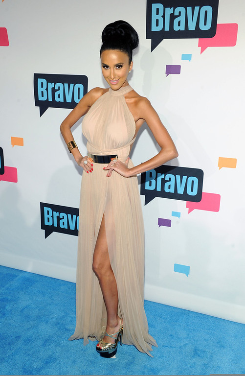 . Lilly Ghalichi attends the 2013 Bravo New York Upfront at Pillars 37 Studios on April 3, 2013 in New York City.  (Photo by Craig Barritt/Getty Images)