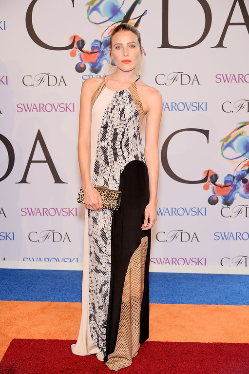 . Dree Hemingway attends the 2014 CFDA fashion awards at Alice Tully Hall, Lincoln Center on June 2, 2014 in New York City.  (Photo by Dimitrios Kambouris/Getty Images)