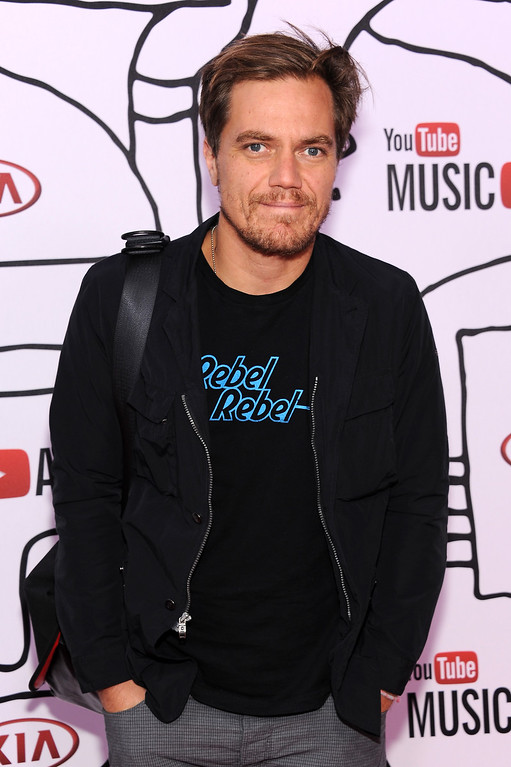. Actor Michael Shannon attends the 2013 YouTube Music awards at Pier 36 on November 3, 2013 in New York City.  (Photo by Dimitrios Kambouris/Getty Images)