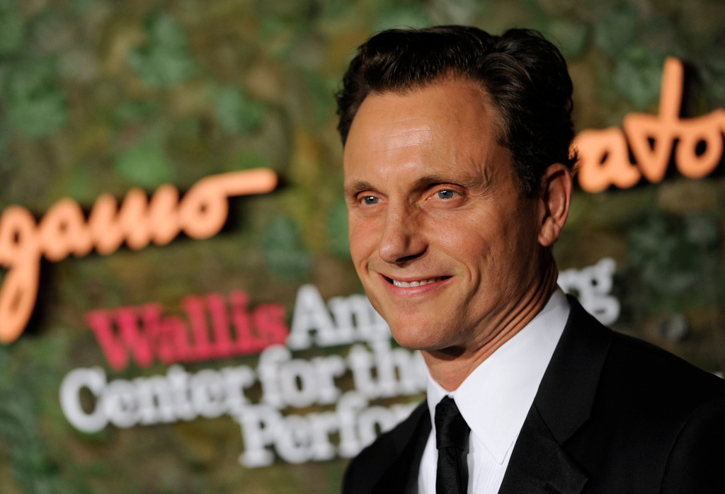. Actor Tony Goldwyn arrives at the Wallis Annenberg Center for the Performing Arts Inaugural Gala on Thursday, Oct. 17, 2013, in Beverly Hills, Calif. (Photo by Chris Pizzello/Invision/AP)