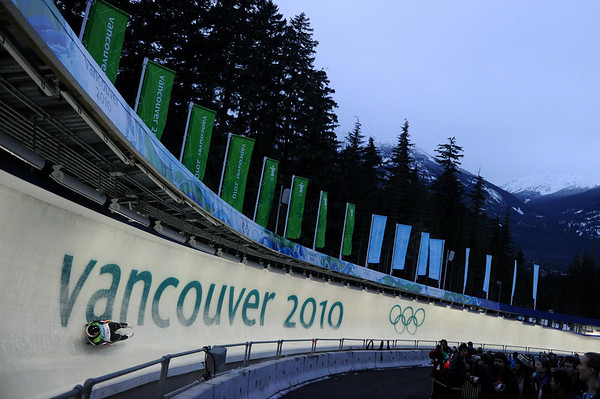 PHOTOS: The Best of Olympic Sled Sports from Vancouver Olympics 2010