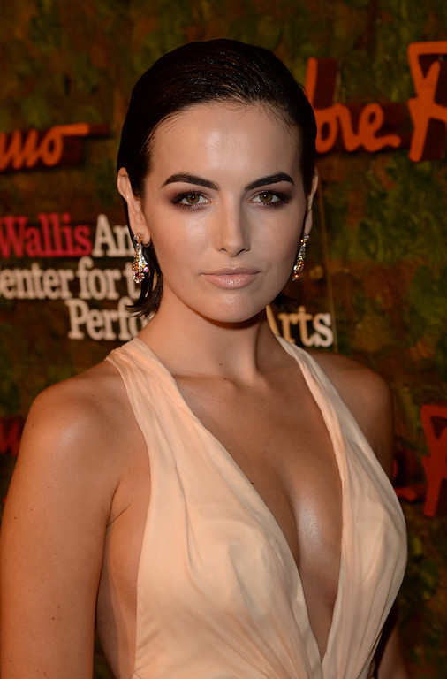 . BEVERLY HILLS, CA - OCTOBER 17:  Actress Camilla Belle arrives at the Wallis Annenberg Center for the Performing Arts Inaugural Gala presented by Salvatore Ferragamo at the Wallis Annenberg Center for the Performing Arts on October 17, 2013 in Beverly Hills, California.  (Photo by Jason Merritt/Getty Images for Wallis Annenberg Center for the Performing Arts)