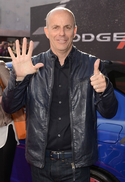 """. Producer Neal Moritz arrives at the premiere of Universal Pictures\' \""""Fast & Furious 6\"""" at Gibson Amphitheatre on May 21, 2013 in Universal City, California.  (Photo by Kevin Winter/Getty Images)"""
