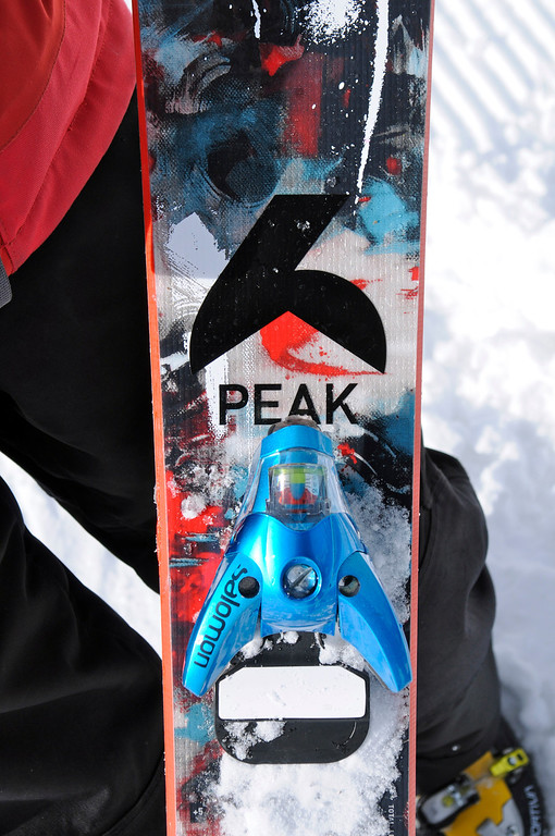 . Anticipation mounts for the long-awaited expansion into Peak 6 at Breckenridge. Two new lifts serving 543 acres of skiable terrain are scheduled to open at noon on Christmas Day.Scott Willoughby, The Denver Post