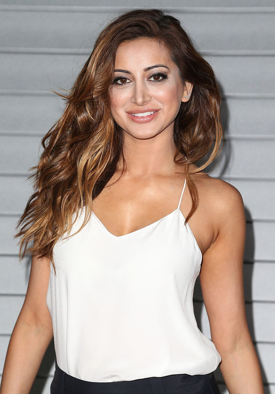 . Actress Noureen DeWulf attends Maxim Hot 100 Event at the Pacific Design Center on June 10, 2014 in West Hollywood, California.  (Photo by Frederick M. Brown/Getty Images)