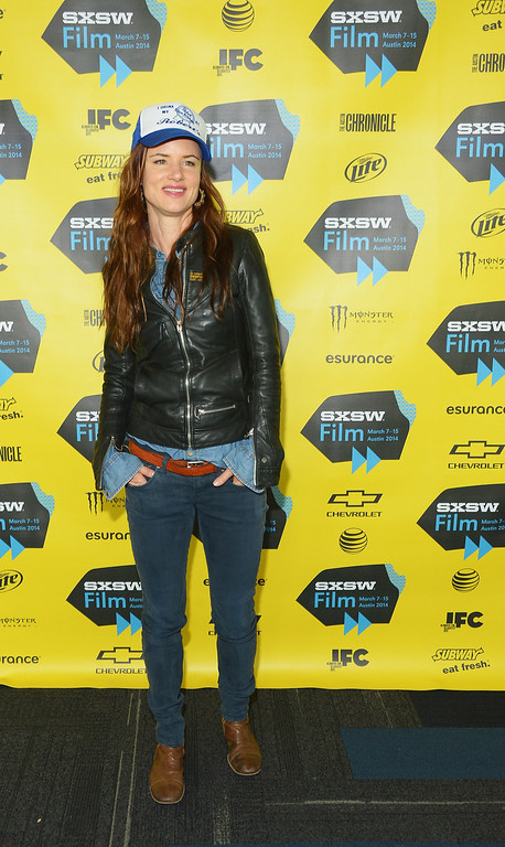 ". Actress Juliette Lewis attends the ""Hellion\"" premiere during the 2014 SXSW Music, Film + Interactive Festival at the Topfer Theatre at ZACH on March 9, 2014 in Austin, Texas.  (Photo by Michael Loccisano/Getty Images for SXSW)"