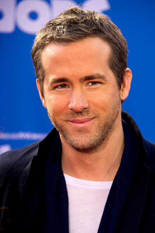 """. Ryan Reynolds attends \""""The Croods\"""" premiere on Sunday, March 10, 2013 in New York. (Photo by Charles Sykes/Invision/AP)"""