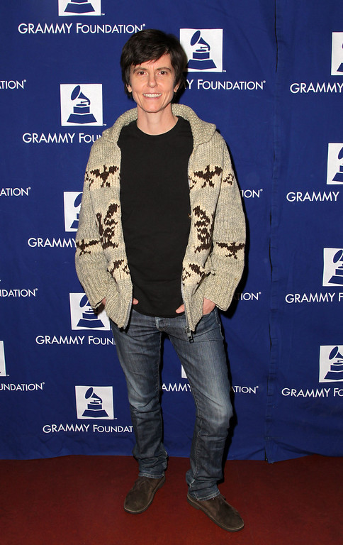 . LOS ANGELES, CA - JANUARY 22:  Comedian Tig Notaro attends the 5th Annual GRAMMY In The Schools Live! - A celebration of music & education at University of Southern California on January 22, 2014 in Los Angeles, California.  (Photo by David Buchan/Getty Images)