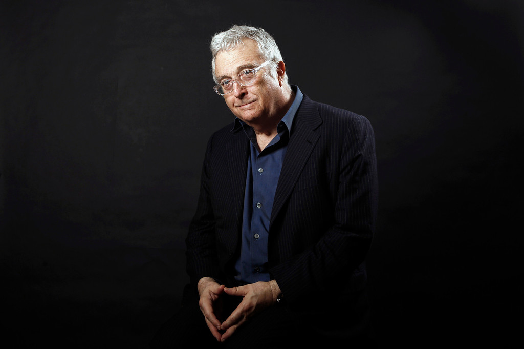 ". This Feb. 7, 2011 file photo shows musician Randy Newman posing after the Academy Award Nominees Luncheon in Beverly Hills, Calif. The eclectic group of rockers Rush and Heart, rappers Public Enemy, songwriter Randy Newman, ""Queen of Disco\"" Donna Summer and bluesman Albert King will be inducted into the Rock and Roll Hall of Fame next April in Los Angeles. The inductees were announced Tuesday by 2012 inductee Flea of The Red Hot Chili Peppers at a news conference in Los Angeles. (AP Photo/Matt Sayles, file)"