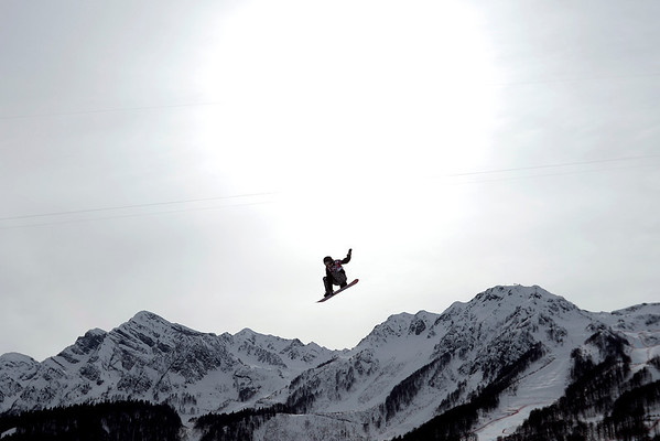 PHOTOS: Women's snowboarding slopestyle finals, 2014 Sochi Olympics