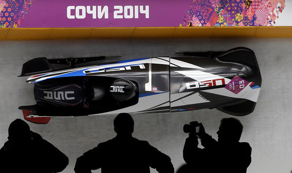 PHOTOS: Women's Bobsled at 2014 Sochi Winter Olympics