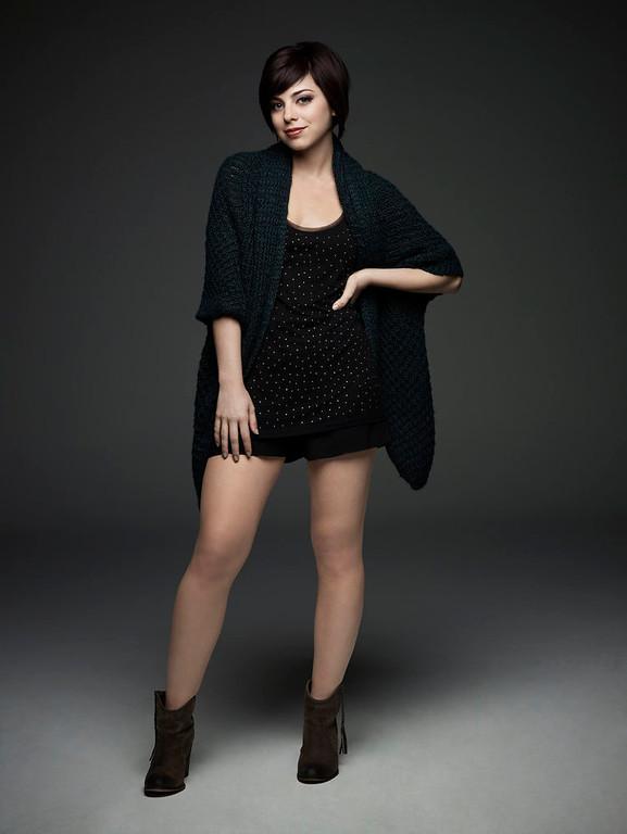 . SMASH -- Season: 2 -- Pictured: Krysta Rodriguez as Ana Vargas -- (Photo by: Patrick Randak/NBC)